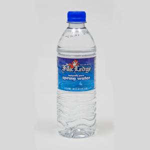 Fox Ledge spring water 16.9 oz