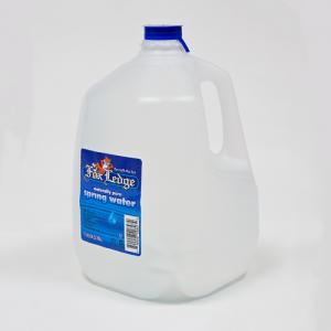 Fox Ledge spring water 1 gallon