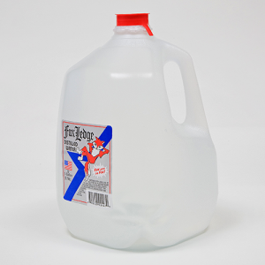 Fox Ledge distilled water 1 gallon