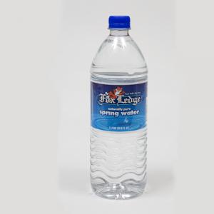 Fox Ledge spring water 1 liter