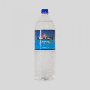 Fox Ledge spring water 1.5 liter