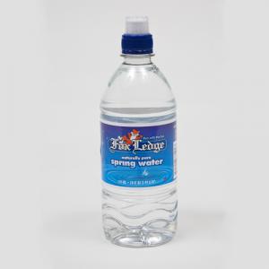 Fox Ledge spring water 20 oz sport cap