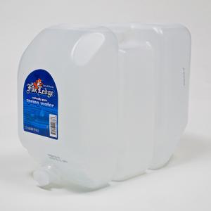 Fox Ledge spring water 2.5 gallon