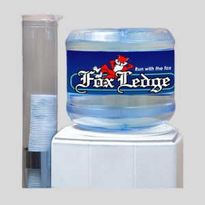 Fox Ledge spring water 3 gallon