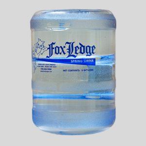 Fox Ledge spring water 5 gallon