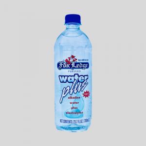 Fox Ledge purified water alkaline plus electrolytes 700 ml