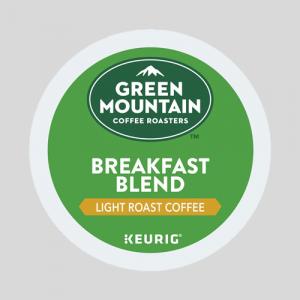 Fox Ledge Coffee Service Green Mountain® K-cups breakfast blend