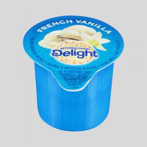Fox Ledge International Delight® French Vanilla Coffee Creamer