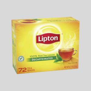 Fox Ledge Coffee Service Lipton® Decaffeinated Tea Bags