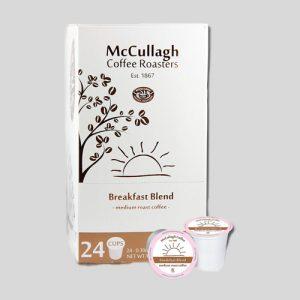 Fox Ledge Coffee Service McCullagh® breakfast blend K-cups